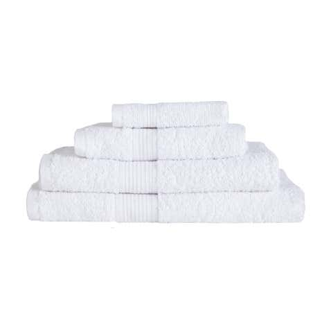 Essentials White Towel