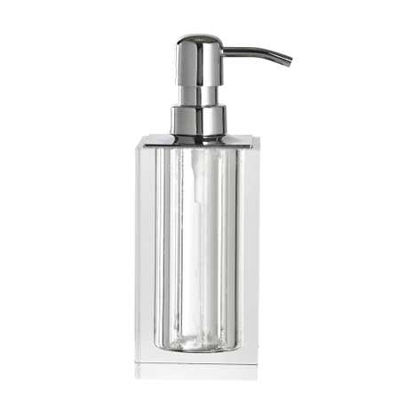 5A Fifth Avenue Glass Lotion Dispenser