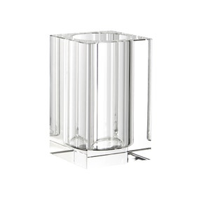 5A Fifth Avenue Glass Toothbrush Holder