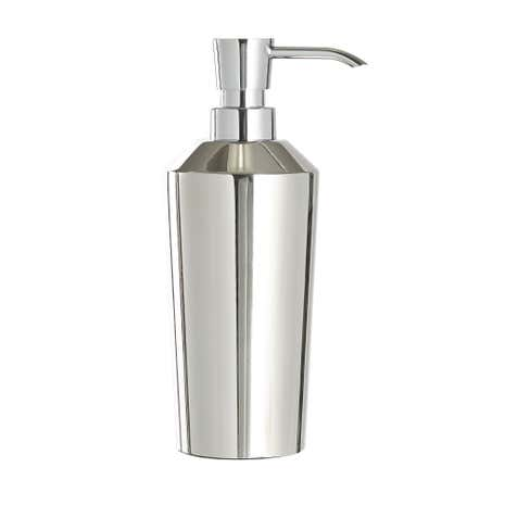 5A Fifth Avenue Stainless Steel Lotion Dispenser