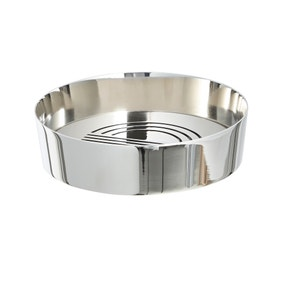 5A Fifth Avenue Stainless Steel Soap Dish