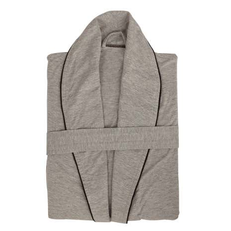 Elements Grey Dressing Gown