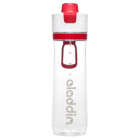 Aladdin Active 800ml Red Water Bottle