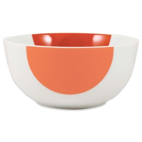 Elements Red Circle Bowl
