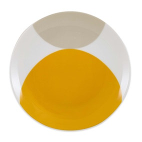 Elements Ochre Circle Side Plate