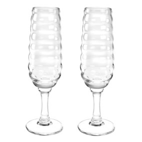 Sophie Conran Set of 2 Champagne Glasses