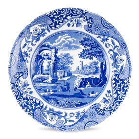 Spode Blue Italian Side Plate