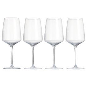 Elements Pack of 4 White Wine Glasses
