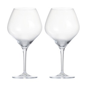 Pack of 2 Gin Glasses