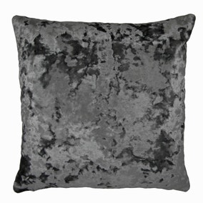 Merlin Charcoal Cushion Cover