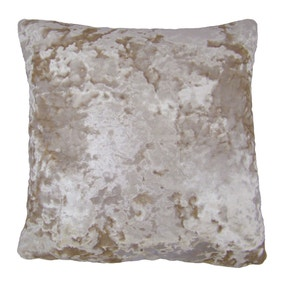Merlin Large Champagne Cushion Cover