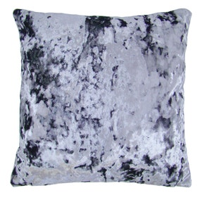 Merlin Large Mauve Cushion Cover