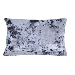 Merlin Mauve Rectangular Cushion Cover