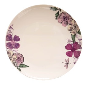 Autumn Floral Dinner Plate