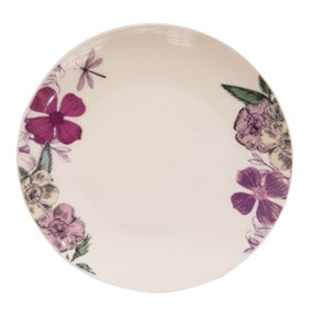 Autumn Floral Side Plate
