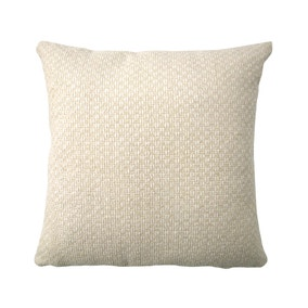 Tex Weave Cushion Cover Ivory