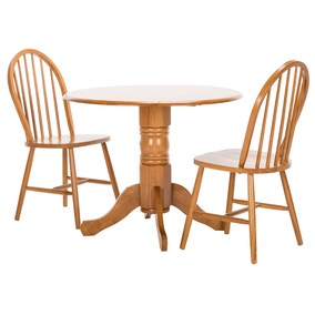 Dundee 2 Seater Dining Set