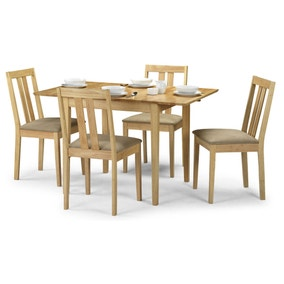 Rufford 4 Seater Extending Dining Set Loz Exclusively Online