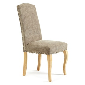 Kensington Natural Pair of Dining Chairs