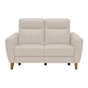 Darwen Beige 2 Seater Electric Recliner