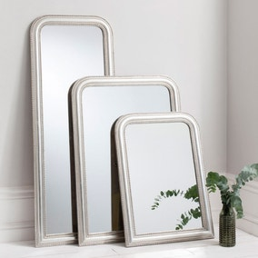Worthington Silver 148x56cm Wall Mirror