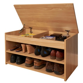 Attractive Lift Top Shoe Cabinet