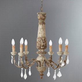 Pavatti 6 Light Chandelier