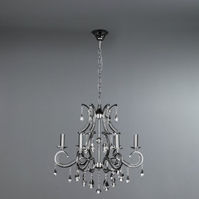 Cassandra 6 Light Chandelier