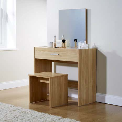 Julia Dressing Table Set Loz Exclusively Online