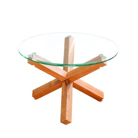 Oporto Oak Coffee Table