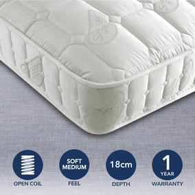 Matrah Coil Sprung Mattress
