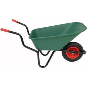 Bronco Solid Wheel Wheelbarrow110L