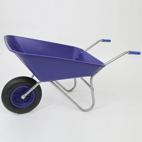 Picador Solid Wheel Wheelbarrow 85L