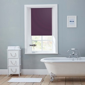 Grape Moisture Resistant Roller Blind