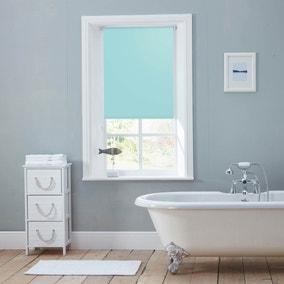 Seafoam Moisture Resistant Roller BlindBathroom Blinds   Dunelm. Bathroom Blinds. Home Design Ideas