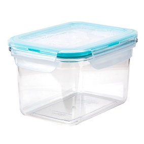 Clearly Lock & Lock Rectangular 710ml Container