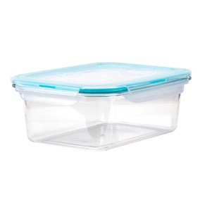 Clearly Lock & Lock Rectangular 460ml Container