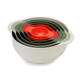 Joseph Joseph Duo 6 Piece Nesting Bowl Set