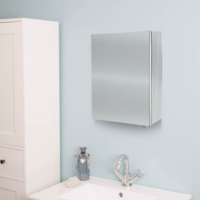 Avon Mirrored Cabinet