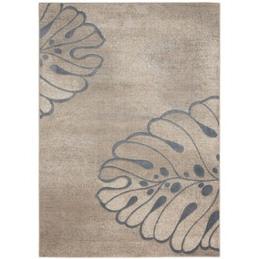 Beige Maxell 4 Rug