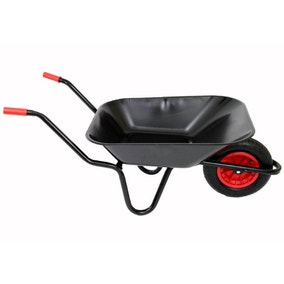 Bullbarrow Buffalo Wheelbarrow with Pneumatic Wheel
