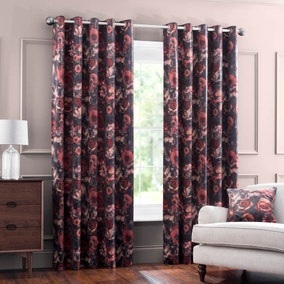 Rosalia Eyelet Curtains