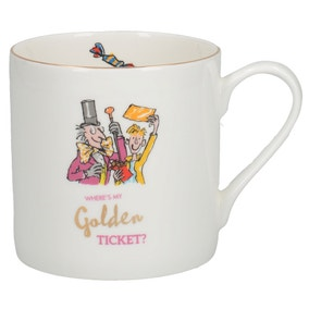 Roald Dahl Charlie and the Chocolate Factory 450ml Mug