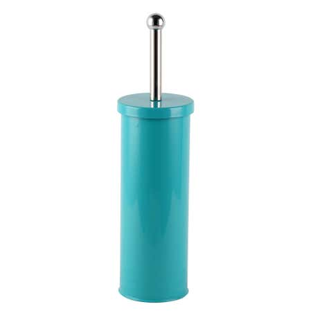 Essentials Teal Toilet Brush