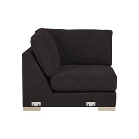 Mason Modular Faux Leather Corner Unit