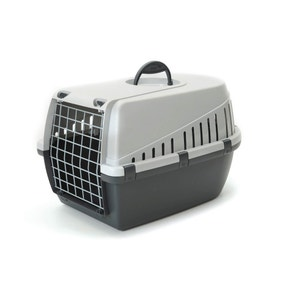 Light Grey Trotter Pet Carrier