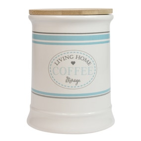 Classic Home Coffee Canister
