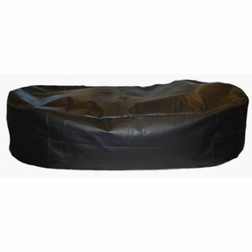 Henley Faux Leather Bean Bag Sofa
