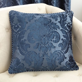 Versailles Navy Cushion