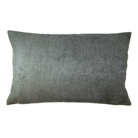 Orlando Charcoal Cushion Cover